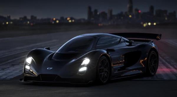 Czinger 21C将亮相日内瓦车展 将搭载混合动力系统