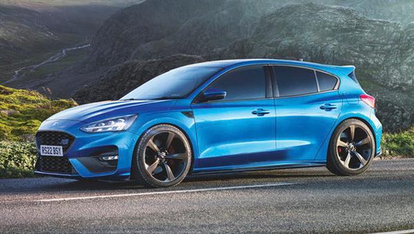 全新福克斯RS或推插电混动版 预计2020年上市