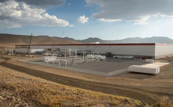 受疫情影响 特斯拉关闭内华达州电池工厂
