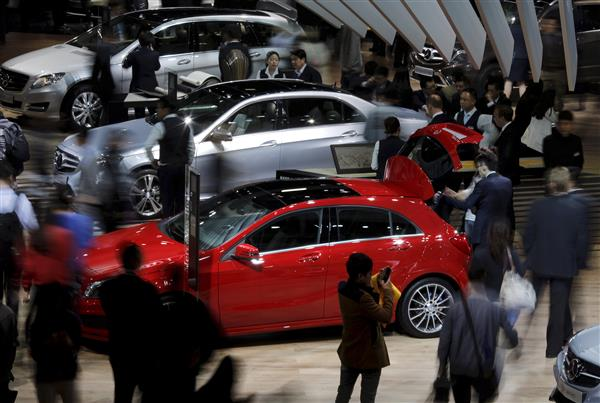 中国汽车流通协会:3月汽车消费需求依然不足