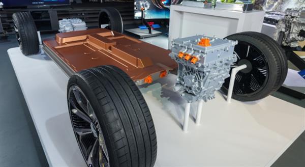 搭载Ultium电池 通用助力本田开发电动车