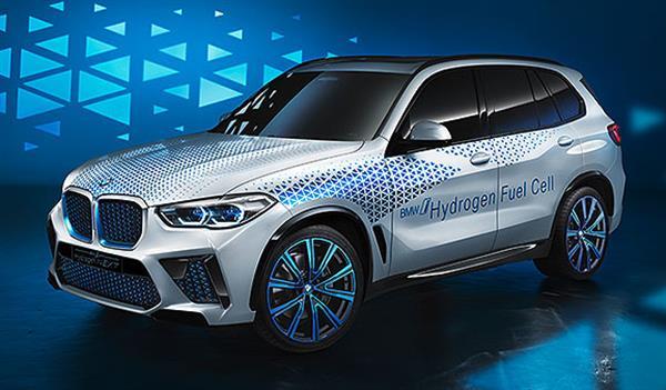 加持丰田技术  宝马发布i Hydrogen NEXT氢燃料电池车动力细节