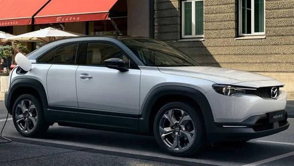 马自达与长安汽车合作 在中国市场推纯电动车型