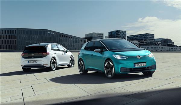 大众汽车ID.系列纯电动车型下半年将登陆中国市场