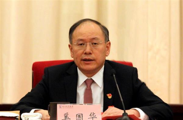奚國華:在大戰大考中堅決扛起中央企業責任