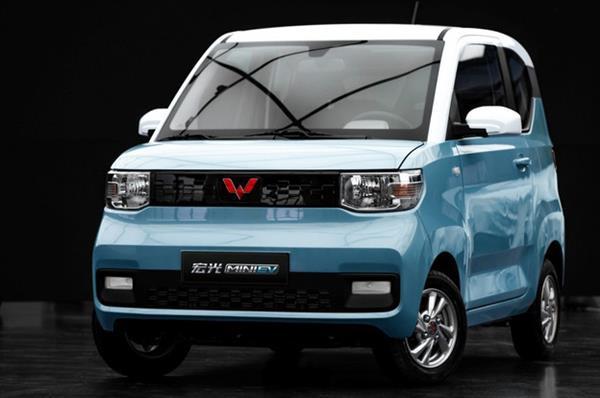 五菱宏光MINI EV预售开启 预售价格2.98万起