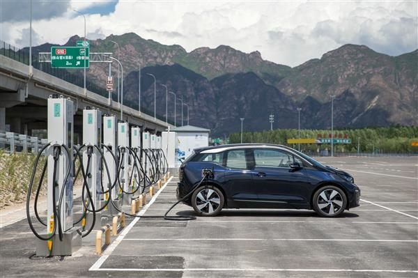 中汽协:5月新能源车销量同比下降23.5%