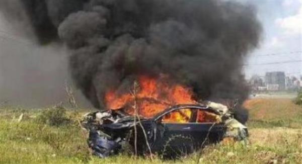 等待政府部門調查 特斯拉回應Model 3碰撞起火事件