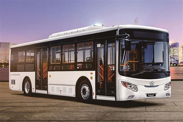動力電池存在安全隱患 珠海廣通召回CC1M純電動客車