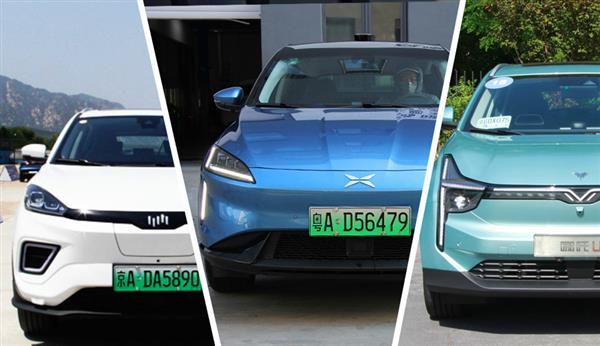 新势力间的正面交锋 这三款新能源紧凑级SUV值得考虑