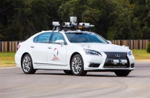 投入4 辆测试车!丰田获北京自动驾驶路测资格