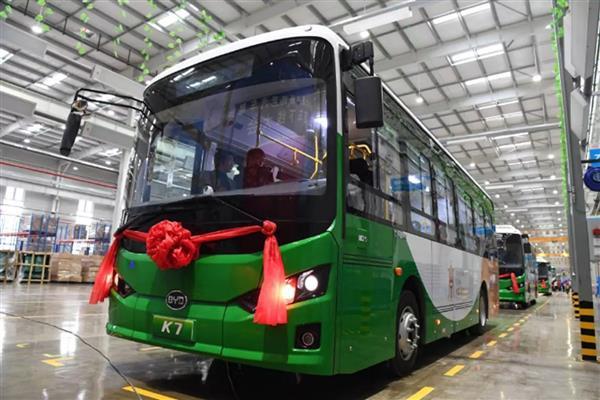 银川市2022年实现公交电动化 将再购置1416辆纯电动公交