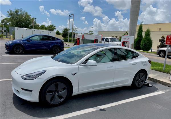 Model 3和Model Y電池組將統一規格