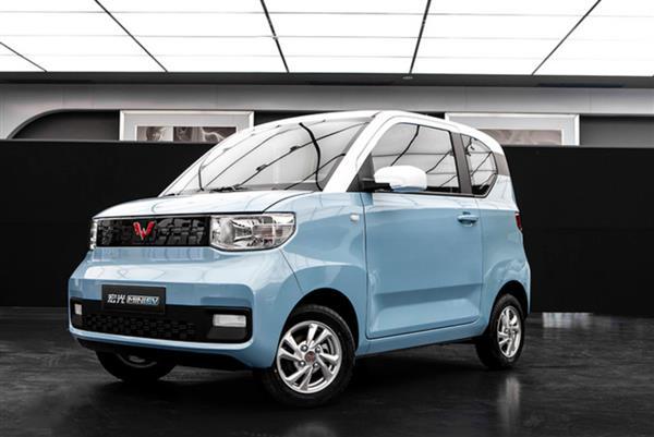 2.88万元起售的代步神器怎么选 五菱宏光MINI EV购车手册