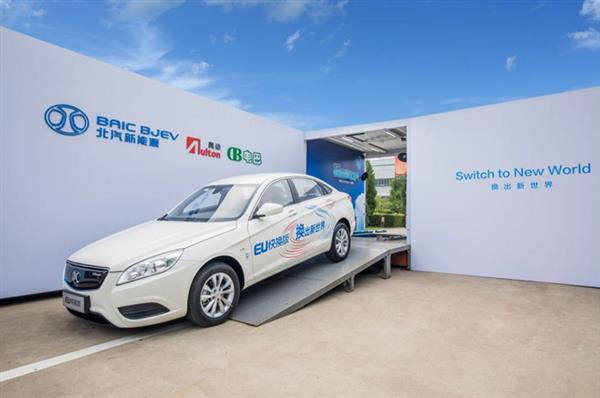 电动汽车换电国家标准过审,北汽和蔚来将成换电红利受益者