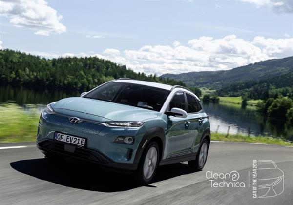 韩国电动汽车市场被特斯拉和现代主导 共占54%份额