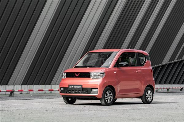 全球新能源汽车7月销量排行:五菱宏光Mini EV进前四