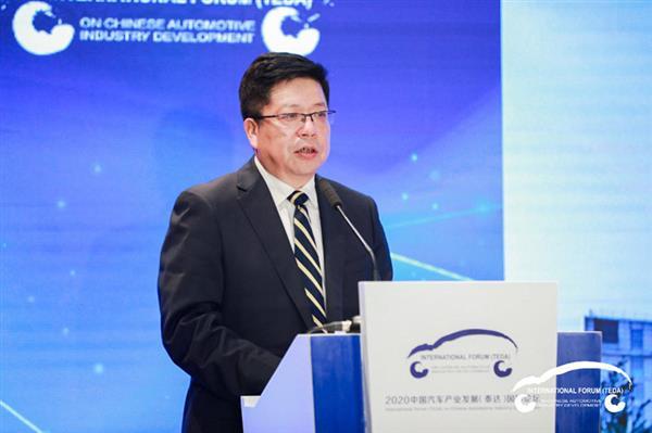 泰达论坛 | 吴志新:车电分离模式需要标准化支撑