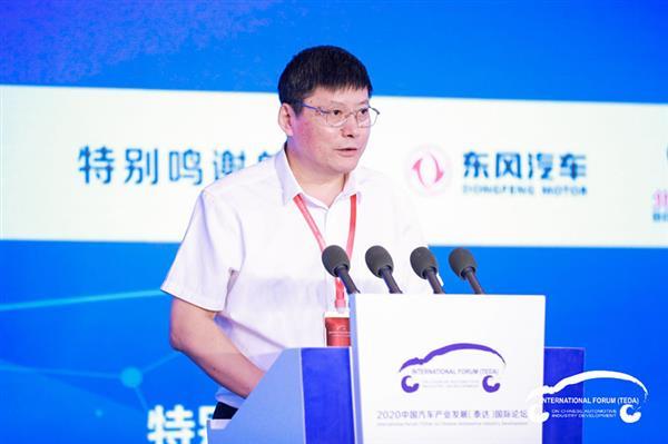 发改委蔡荣华:加快提升新能源车对传统燃油车替代优势和市场份额