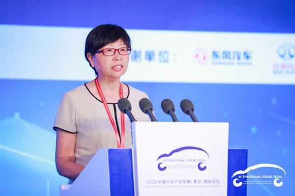 交通运输部孟秋:提升新能源汽车在交通运输行业的产品适应性