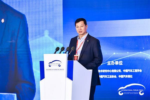 东风汽车董事长竺延风:汽车产业应推动高质量平衡发展
