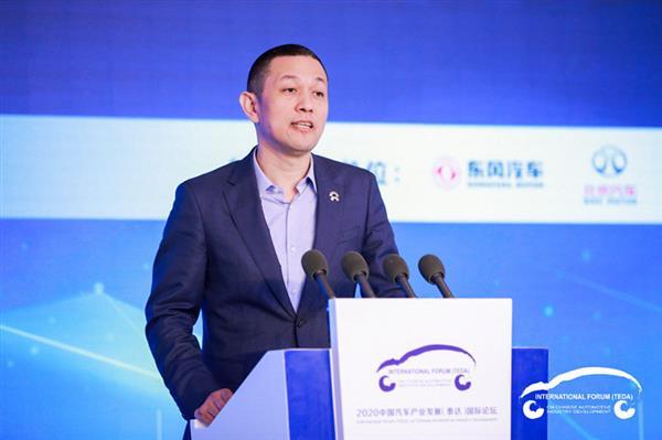 """李斌:蔚来能源库""""武器""""最全,第二代换电站明年部署"""