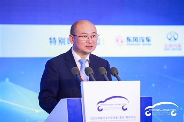 江淮总经理项兴初:汽车产业应构建产学研协同创新生态体系