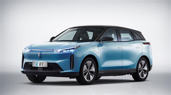 定位纯电中型SUV/续航450km 一汽奔腾E01将于北京车展正式上市