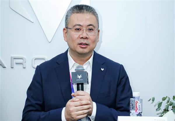 对话刘宇:ARCFOX αT有能力完爆40万以内燃油车