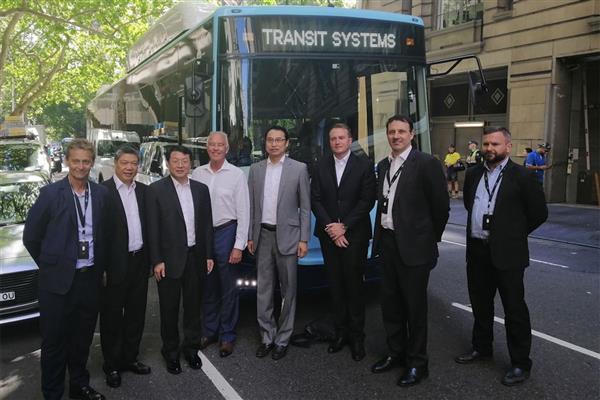 比亚迪获澳大利亚近百台大巴底盘订单 推零排放运输体系建设
