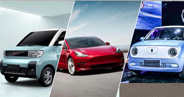 销量TOP 10!  九月份卖的最好的新能源车都有谁?