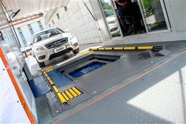 工信部装备工业一司调研北京换电模式应用