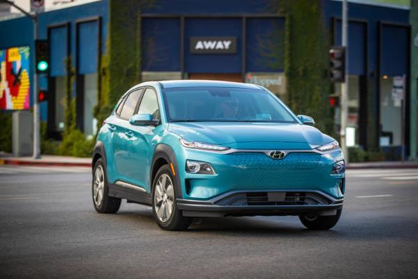 消除电池起火隐患,现代汽车大规模召回北美地区纯电Kona