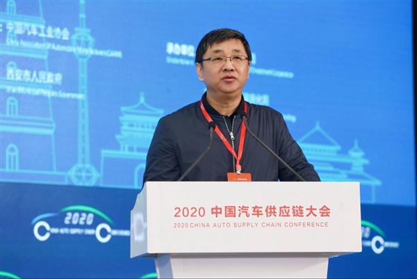 吴卫:汽车供应链要以国内市场大循环为主体,不能分散离散化