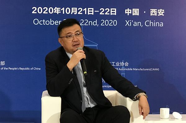 广汽新能源席忠民:全球化趋势下要长期保证供应链安全稳定