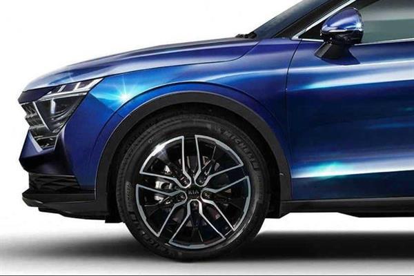 将推新能源车型 全新起亚Sportage最新渲染图曝光