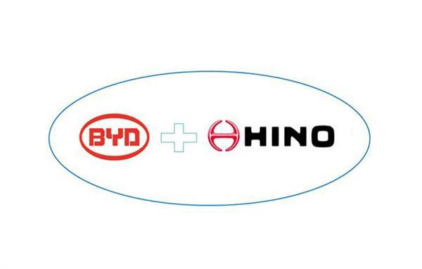 比亚迪与日野明年将成立合资公司,共同开发纯电动商用车