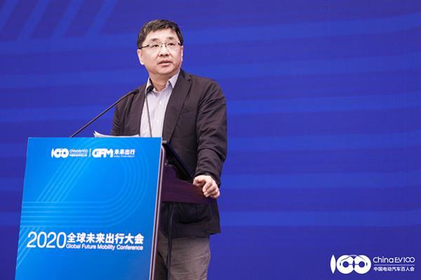 发改委吴卫:《新能源汽车产业发展规划(2021-2035)》近期将发布