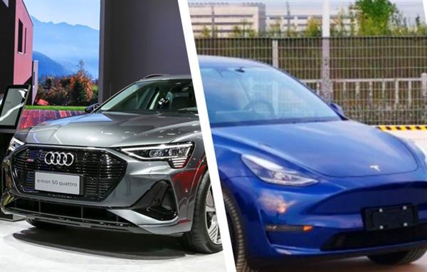 国产e-tron/Model Y领衔 第12批新能源推广目录热门车型盘点