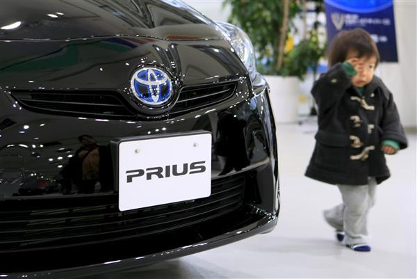 东京计划2030年前停止销售燃油新车