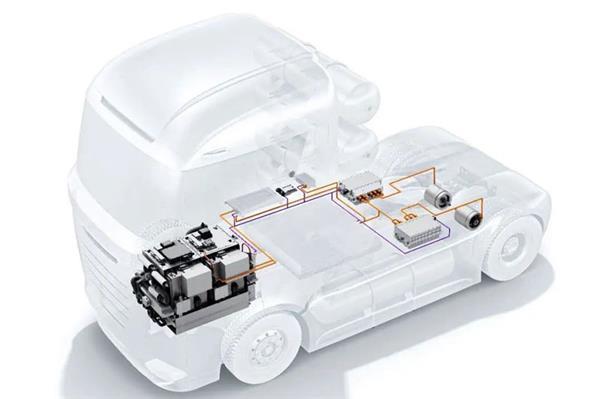 博世与庆铃成立燃料电池合资公司 为国内提供领先解决方案