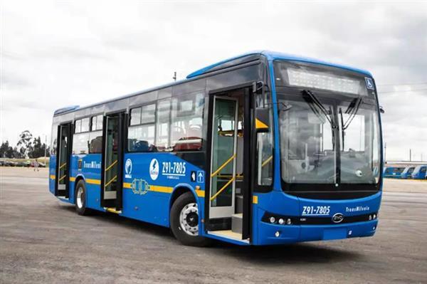 比亚迪再获406台电动巴士底盘订单 此前交付470台纯电巴士