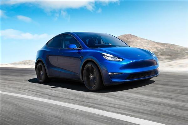 30万以内,Model Y标准续航车型海外售价发布,还有7座版