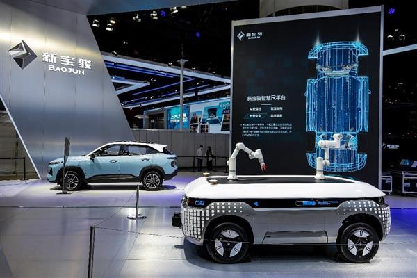 中国新能源新领导者! 上汽通用五菱荣获2020年中国纯电动汽车销量冠军