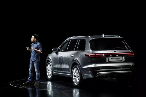 理想大型SUV传来最新进展 代号为X01
