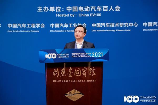 王传福:建议把动力电池针刺试验逐步列入安全强制性标准