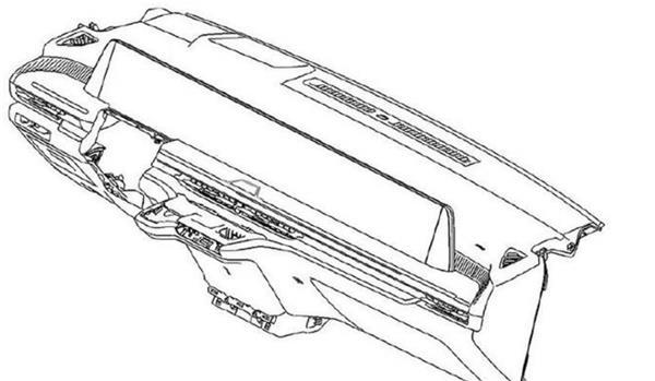 高配车型将搭载三联屏 奇瑞瑞腾01内饰专利图曝光