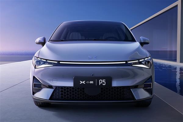 全球首款量产激光雷达车型小鹏P5亮相 上海车展开启预订