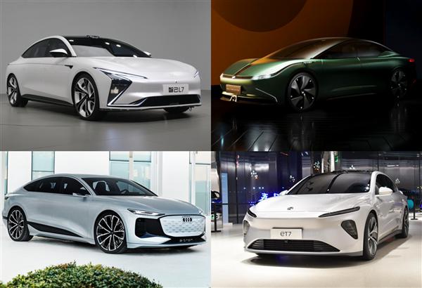 新势力与传统车企 谁能占据期货纯电市场第一梯队