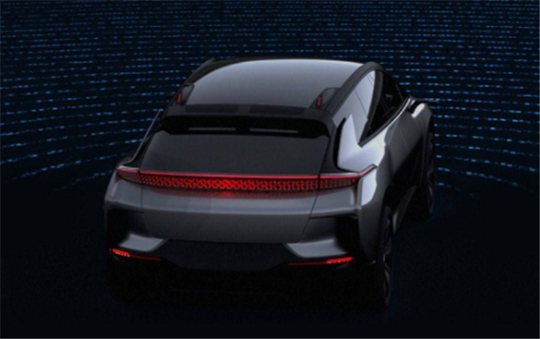 新车年内推出!法拉第未来选定FF91激光雷达供应商